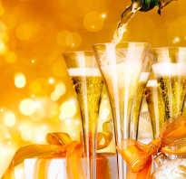 Новогоднее оформление бутылок шампанского конфетами. Бутылка шампанского на новый год своими руками