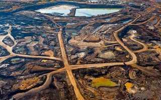 Полезные ископаемые зарубежная европа