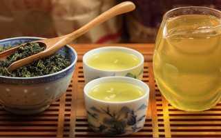 Чай улун польза