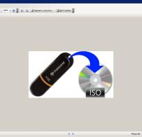 Как сделать образ диска на флешку