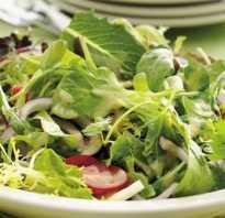 Полезный салат для здоровья