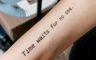 Шрифт для тату объемный. Подобрать шрифт для тату на латыни или латинские шрифты для тату надписей