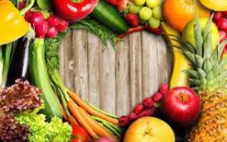 Фрукты полезные для сердца и сосудов