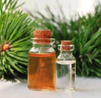 Полезные свойства масла пихтового