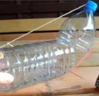 Как сделать воронку из пластиковой бутылки