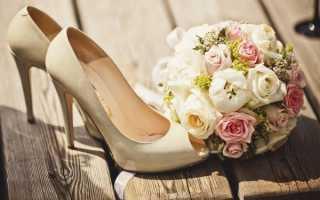 Какого цвета должны быть свадебные туфли. Свадебные туфли и приметы на свадьбе. Советы