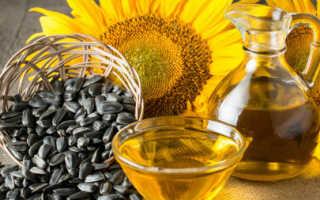 Масло растительное нерафинированное полезные свойства