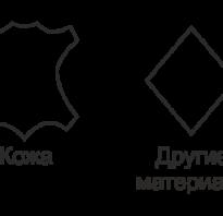 Как отличить кожаную сумку от не кожаной. Как отличить натуральную кожу от искусственной в изделиях