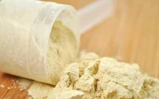 Полезен или нет протеин