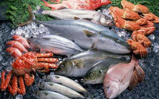 Морская рыба самая полезная