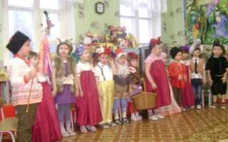 Колядки в детском саду. Средняя группа. Полезные ссылки Праздник колядки средняя группа