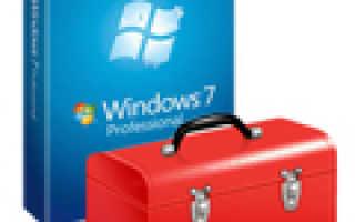 Как сделать образ windows 7