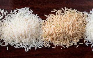 Рис полезные свойства для организма человека