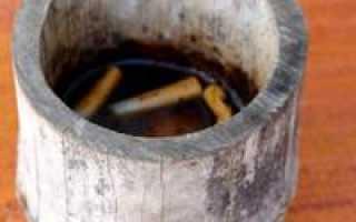 Курение полезно