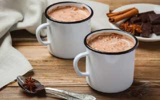 Растворимый какао польза и вред