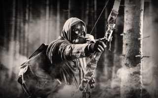 Как сделать оружие против зомби из дерева