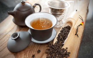 Чем полезен чай улун молочный