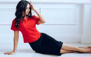 Юбки карандаш черный цвет. С чем носить юбку-карандаш? Фото, варианты оттенков, фасоны
