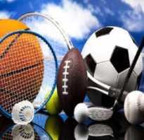 Чем спорт полезен для человека