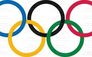 Что означает цвет олимпийских колец. Значения олимпийских колец и различные их трактовки