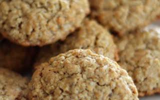 Овсяное печенье польза и вред для здоровья