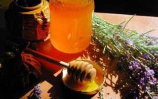 Лавандовый мед полезные свойства и противопоказания