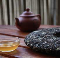 Чай пуэр чем полезен