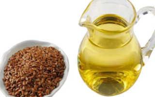 Полезные свойства льняного масла для организма человека