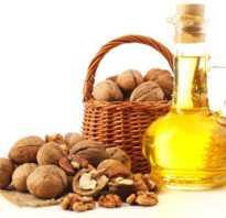 Чем полезно масло ореховое