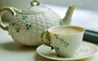 Полезно ли пить чай зеленый с молоком