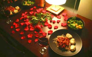 Как сделать приятный вечер любимому. Романтический вечер — как сделать его незабываемым