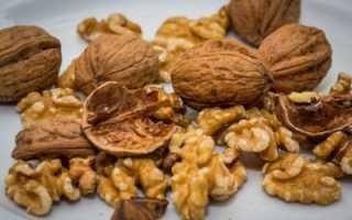 Чем полезна кожура грецкого ореха