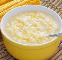 Кукурузная каша польза и вред для похудения
