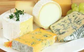 Сыр с белой плесенью полезен ли