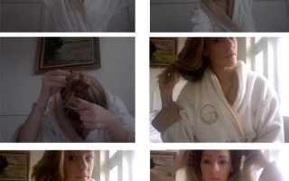 Как красиво и быстро накрутить волосы дома без бигуди и плойки? Локоны на длинные волосы без плойки