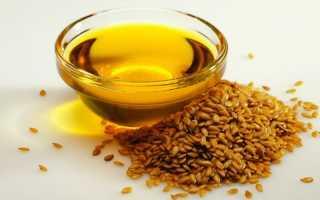 Льняное масло польза как принимать