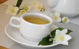 Чем полезен жасминовый чай