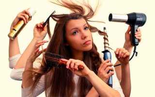 Как сделать объем волос в домашних условиях