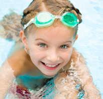 Плавание для детей чем полезно