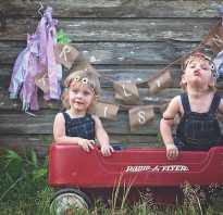 Топ рекомендаций по правильному воспитанию двойняшек. Особенности воспитания двойняшек
