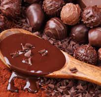 Полезен или вреден шоколад