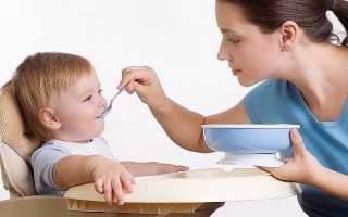 Что можно кушать ребенку в год. Что ребенку кушать можно, а что нельзя! советы педиатра