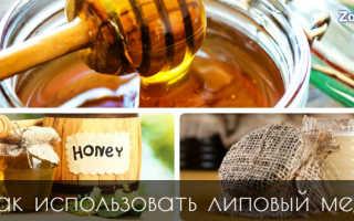 Чем полезен мед липовый
