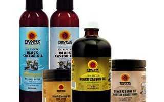 Полезно ли для волос касторовое масло