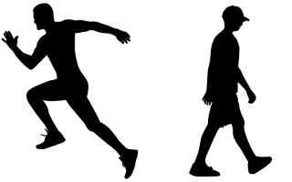 Что полезнее ходьба или бег