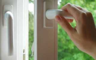 Как сделать окно пластиковое если открыли неправильно