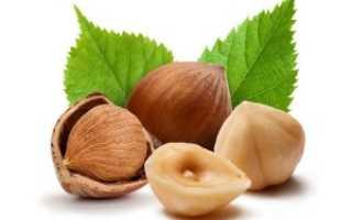 Чем полезен орех лесной