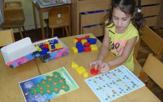 Моделирование для детей дошкольного возраста. Использование метода моделирования в доу