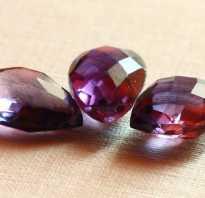 Александрит – камень царя и магические свойства. Как отличить александрит от синтетического аналога