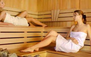 Чем полезна сауна для женщин